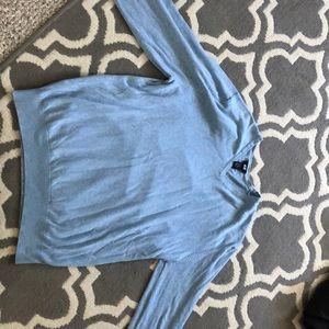 Men's light blue H&M sweater